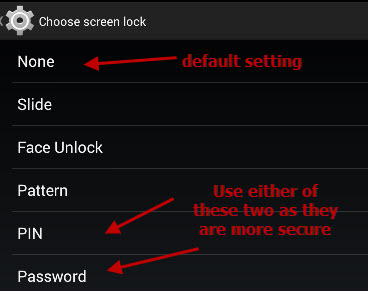 nable-disable-lockscreen