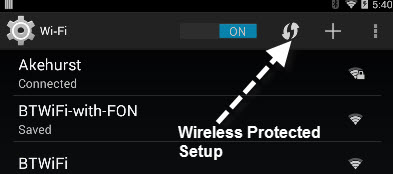 wps (wireless protected setup)