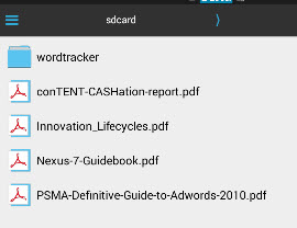 Android File System and Directory Structure Explained