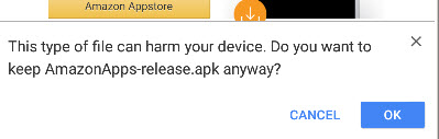 android-download-warning