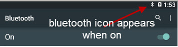 bluetooth-icon-on