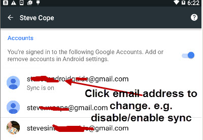 android-chrome-sync-enable-disable