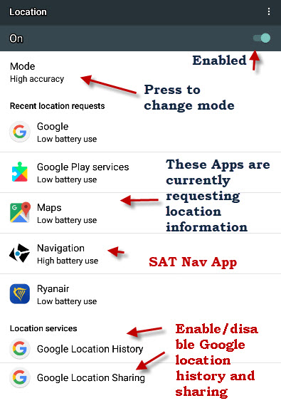 android-location-settings