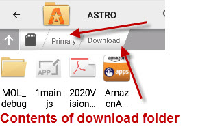 download-folder-location-android
